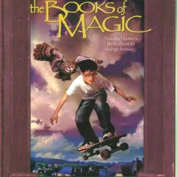 When JK Rowling Said She'd Never Do Harry Potter Comic Books