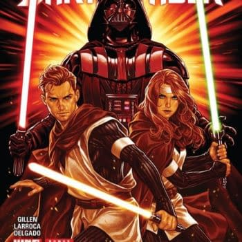 Bleeding Cool Bestseller List 17th April 2016 – Star Wars Takes The Top Two