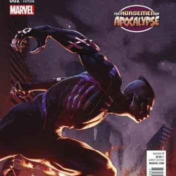 Black Panther #2 Tops Advance Reorders