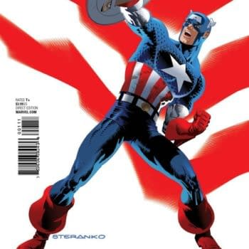 Recycle File: Jim Steranko's Captain America