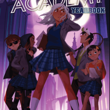 The Perfect Variety: Gotham Academy #17 Ends The Yearbook ARC With A Bang