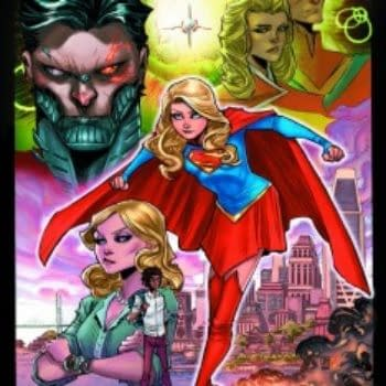 Supergirl, Agent of DEO – More DC Rebirth Details