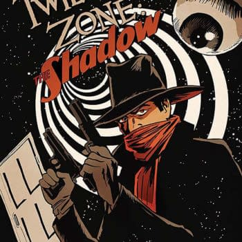 Writer's Commentary – David Avallone On Twilight Zone: The Shadow #1