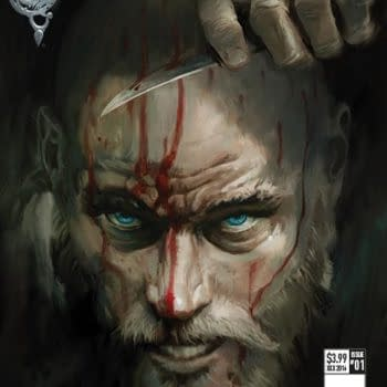 From History Channel To Comic Shops, A Preview Of Titan's Vikings #1