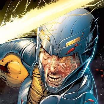 First Look Inside The X-O Manowar Annual 2016