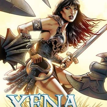Exclusive Extended Previews For Xena #1 And Dejah Thoris #3