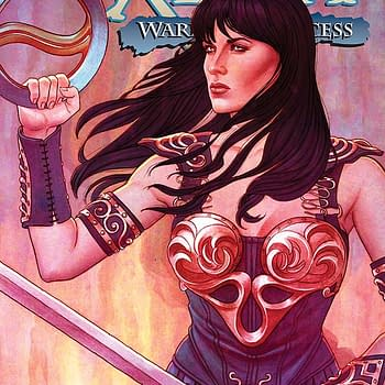 Writer to Writer &#8211 Frank Barbiere Interviews Genevieve Valentine About Xena