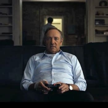 Frank Underwood Was Meant To Play The Last Of Us In House Of Cards Season One