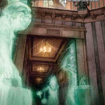Grim Grinning Ghost Come Out To Socialize Three Reasons Why You Should Read Haunted Mansion