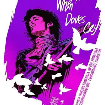 36 New Drawings Of Prince By Comic Artists And Cartoonists (UPDATE)
