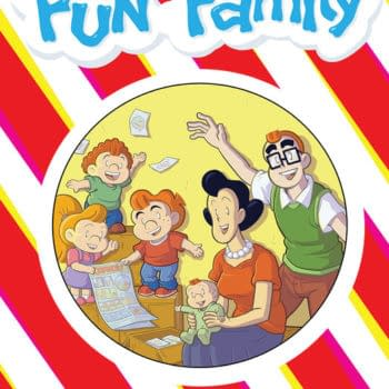 A 10-Page Preview Of Top Shelf's New Graphic Novel The Fun Family