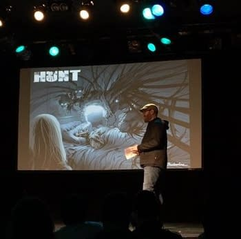 Hunt By Colin Lorimer Announced At #ImageExpo (UPDATE)