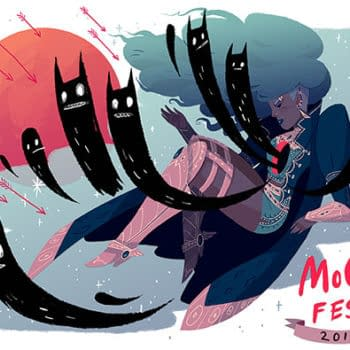 Going To MoCCA 2016 for Donald Trump And Darkseid
