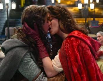 One Million Moms Demand TJ Maxx Pull Ads Over Once Upon A Times Kiss