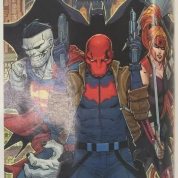 Listening To Scott Lobdell Talk Red Hood, Bizarro And Artemis – The New Outlaws For Rebirth