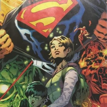 Superman – The Last One Standing? More DC Rebirth Details