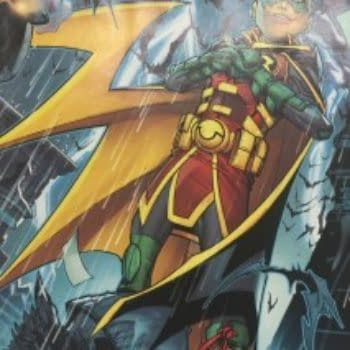 Damian Wayne's Take On His Fellow Teen Titans – More DC Rebirth Details