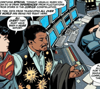 Will Neil DeGrasse Tyson Write Guardians Of The Galaxy Before Transmitting It Into Space