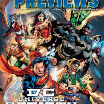 Ivan Reis And Joe Prado's Cover To DC Rebirth Previews – But Retailers Will Only Get Two Thirds Of Their Orders Next Week (UPDATE)