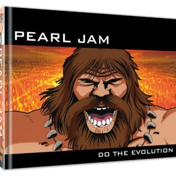 IDW To Publish Todd McFarlane And Pearl Jam's Do The Evolution As An Art Book