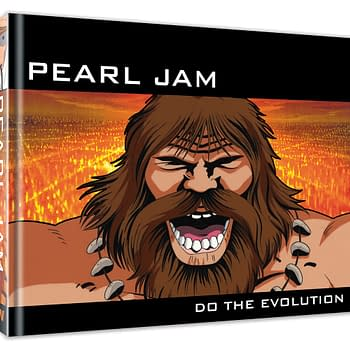 IDW To Publish Todd McFarlane And Pearl Jams Do The Evolution As An Art Book