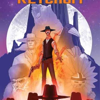 """""""A Gun-Toting Whirlwind"""" Black Jack Ketchum TP Is Coming This Summer"""