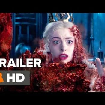 A Much Better, Madder View Of Alice Through The Looking Glass