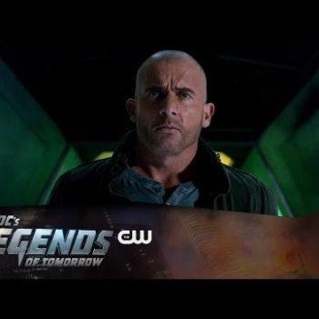 A Look Inside Tonight's Legends Of Tomorrow Season Finale