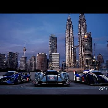 Gran Turismo Sport Gets A Gameplay Trailer And Release Date