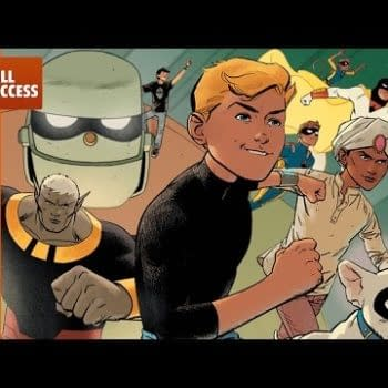 Jeff Parker Talks The Rebirth Of The Hanna-Barbera Characters