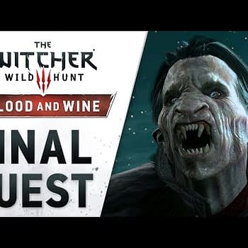 The Witcher 3: Blood And Wine Gets A Launch Trailer