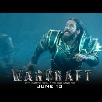 Extended Looks At Khadgar And Lothar From Warcraft