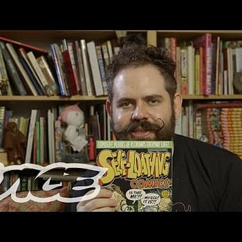 Vice Magazines Top Ten Comics Of All Time