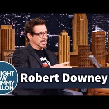 Robert Downey Jr. On Getting Younger, Cracking Jokes And His Watch