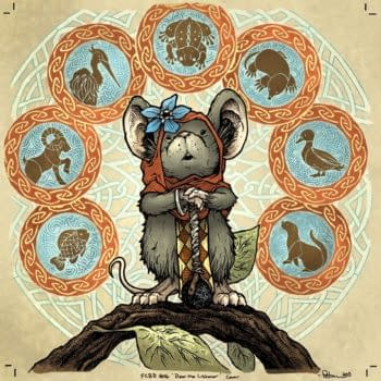 The Wise, The Wanderer, The Listener…A Review Of Free Comic Book Day's Mouse Guard Tale