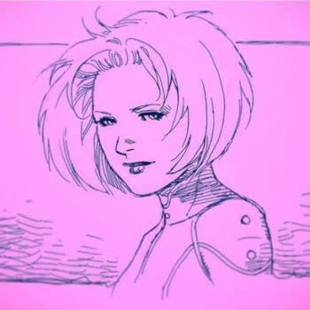 The Scion Sketch Stolen Under Jim Cheung's Nose At Motor City Comic Con