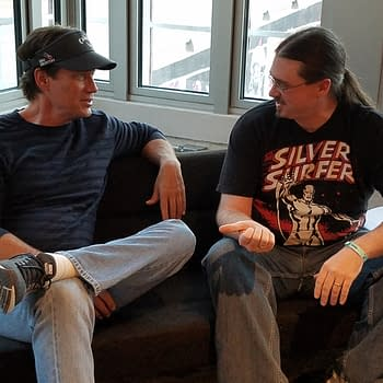 Kevin Sorbo's Not Dead, He Wants A Marvel Movie And For Ryan Gosling To Call – The Bleeding Cool Interview At Wizard World Des Moines Comic Con
