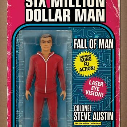 Steve Austin Vs Ninjas In Six Million Dollar Man: Fall Of Man