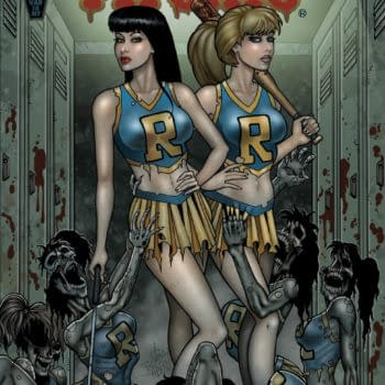 Jim Balant To Cover Afterlife With Archie #10