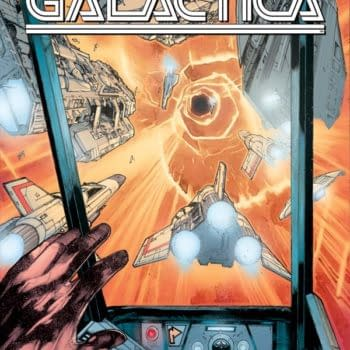 Battlestar Galactica Is In The Hands Of An Excited Creative Team