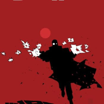 The Lonely Crusade Continues In Black Hood #10