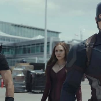 Captain America: Civil War Interviews – Elizabeth Olsen And Jeremy Renner Talk About The Growth Of Two The MCU's Most Interesting Characters