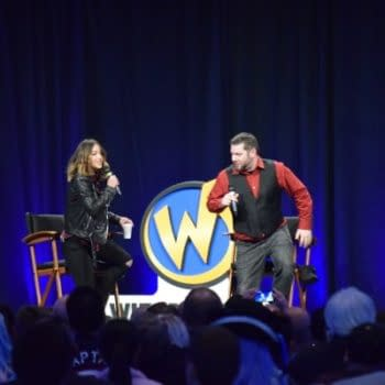 Chloe Bennet Asks Why The Marvel Movies Won't Acknowledge The TV Shows – At Wizard World Des Moines Comic Con