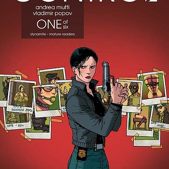 Exclusive Extended Previews Of Control #1 And Shadow: Death Of Margo Lane #1