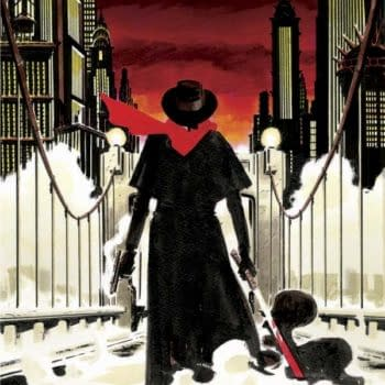 The Art Of The Shadow To Feature Ross, Chaykin, Cooke, Wagner And More