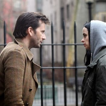 Trouble On The Set Of Jessica Jones Season One Was Calmed By David Tennant