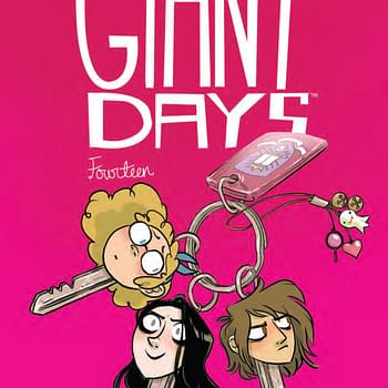 Giant Days Had A Long Genesis An Interview With Writer John Allison