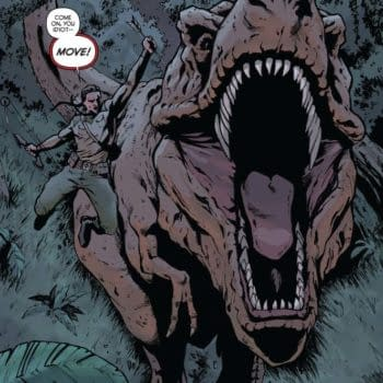 Phil Hester On Writing Dinosaurs When Your Kid Is A Paleontologist