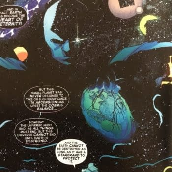 The State Of The Marvel Universe Today – Immigration, Truthers And Bisexuality