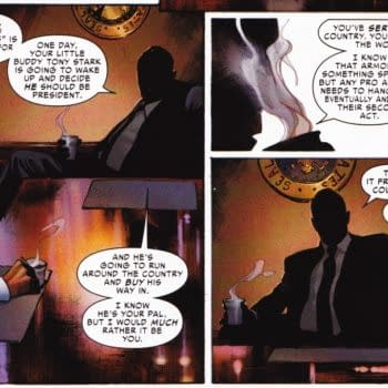 Marvel Comics Says Goodbye To The Second Black President Of The USA (Civil War II Spoilers)